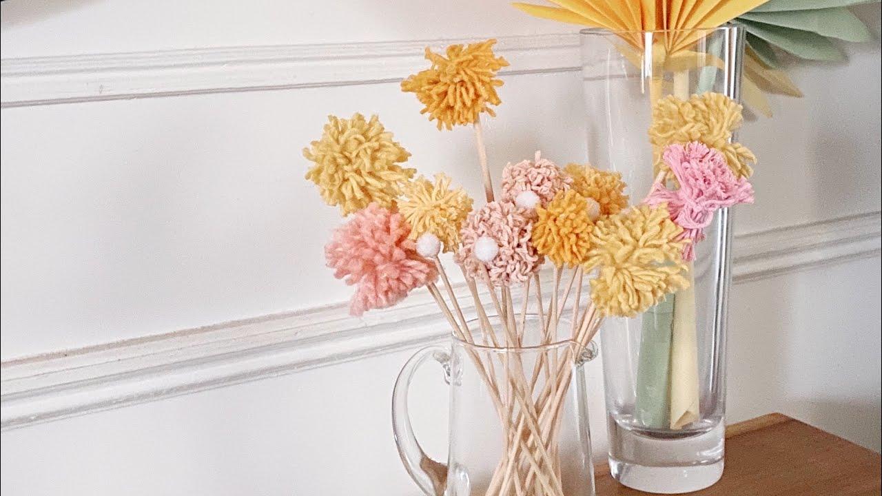 Flores express de pompones