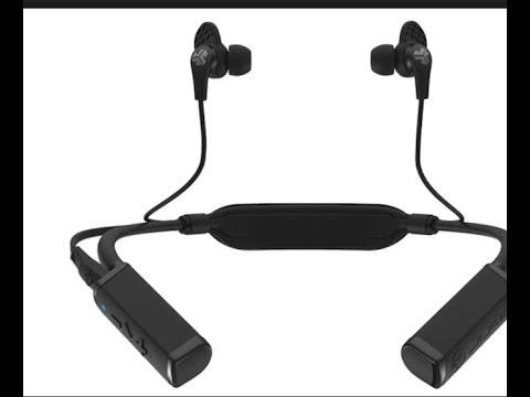Review on JLab Audio Gravity Bluetooth Wireless Neckband - Titanium 10mm Drivers 10 Hour Battery L