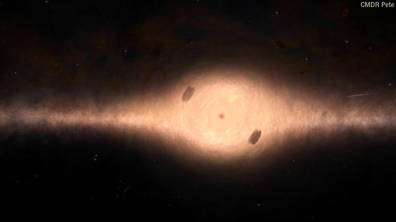 Elite: Dangerous - Black Hole Flyby - YouTube