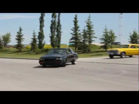 Burnouts and Accelerations Part 5 (HD)