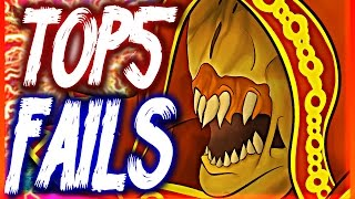 Top 5 Bo3 Zombies Fails | Week 19 (Laggiest Edition)