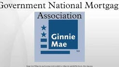 Government National Mortgage Association