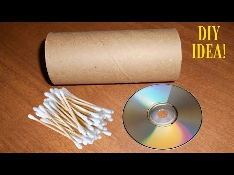 Waste materials craft idea | Best out of waste | DIY arts and crafts