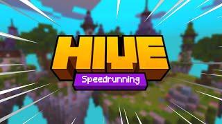 Hive Speedrunning: The Tiny, but Growing Minecraft Speedrun Community... (Bedrock)