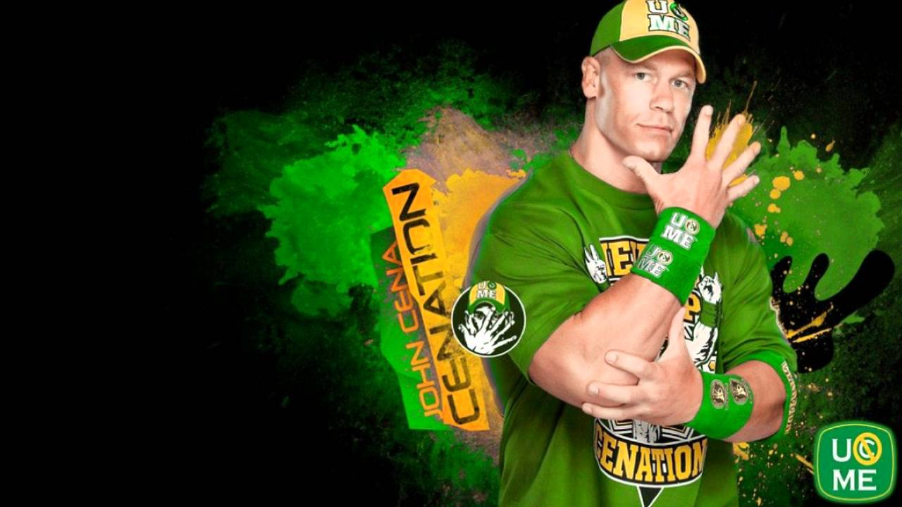 Wwe John Cena New Wallpaper 2012 With Download Link Hd Youtube
