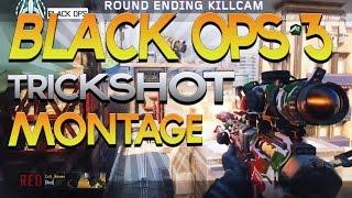 Black Ops 3 Trickshot / Trickshotting Montage - BEST Clips from Subs! (BO3 Trickshots Montage)