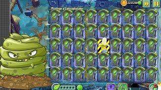 Plants Vs Zombies 0 Proteger A Lanzaplátanos de los Zombies Mas Resistente