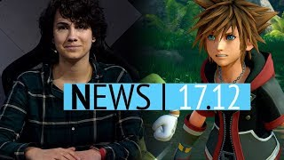 Kingdom Hearts 3 geleaked - Epic geht gegen Dataminer vor - News