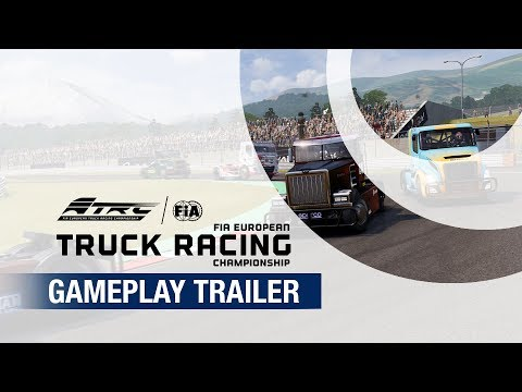 FIA European Truck Racing Championship | Gameplay Trailer [GER_USK]