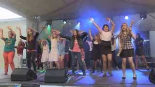 Klub Wokalisty - Siyahamba (VIDEO) Krapkowice 2013