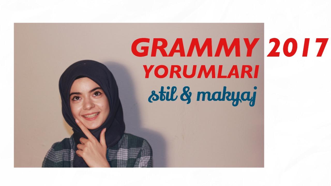 Grammy 2017 Kırmızı Halı Yorumları | Stil & Makyaj