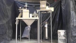 Finex Sieves Pin Mill Cryogenic Trial Garam Masala