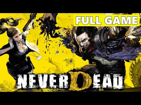 Download NeverDead FULL Walkthrough Gameplay - No Commentary (PS3 Longplay)
