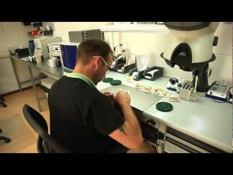 IW Dental Laboratory -- leading UK implant laboratory uses Roland DWX-50