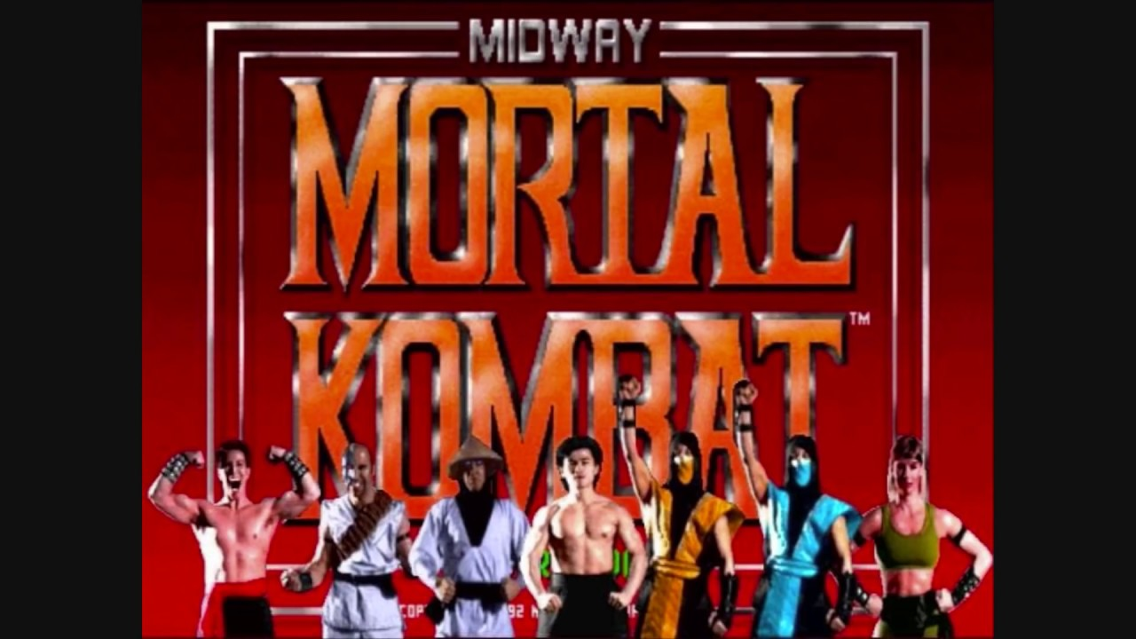 Personajes Secretos De Mortal Kombat Parte 1 YouTube
