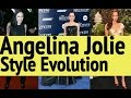 Angelina Jolie Style Evolution: Red Carpet Fashion