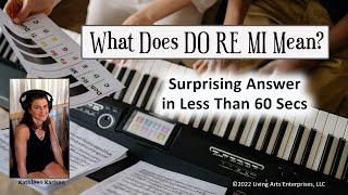 Building Blocks of Musical Notes: Vocal Medicine Book Excerpt #12