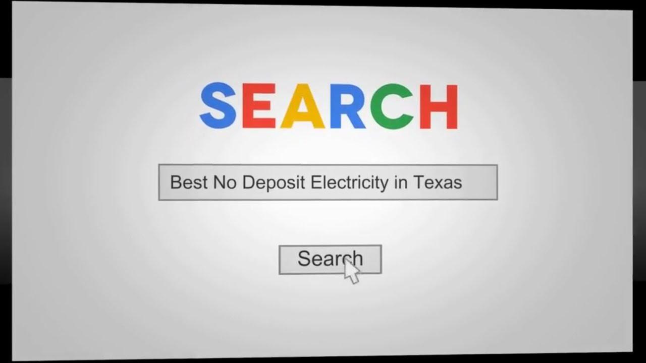 No deposit electricity waco tx online poker leren spelen