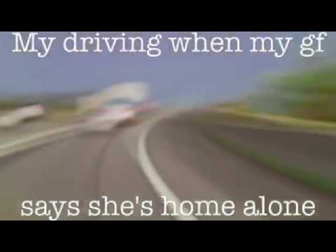 When My Gf Says She S Home Alone Youtube