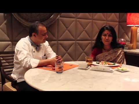 Bengali Food Festival at Taj Lands End Masala Bay | Mini's Food Fundas | Food Porn