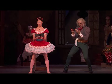 Coppélia Act II – Swanilda pretends to be Coppélia (Marianel