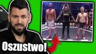 Wojtek Gola i Sędzia o OSZUSTWIE na FAME MMA 3!