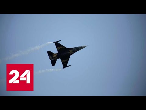 Армения заявила, что ее Су-25 был сбит турецким F-16. 60 минут от 29.09.20