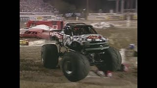 Freestyle Wrenchhead com Monster Jam World Finals 2001
