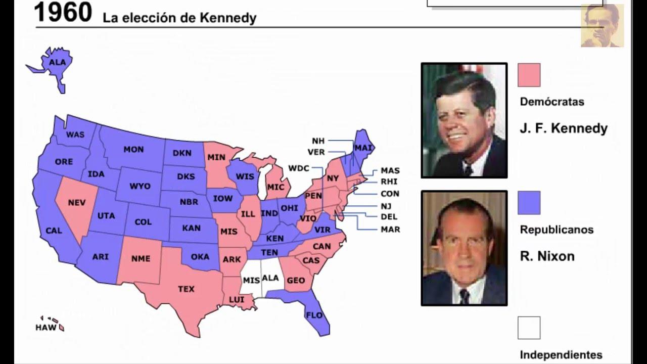 Resultado de imagen de resultados elecciones usa 2008