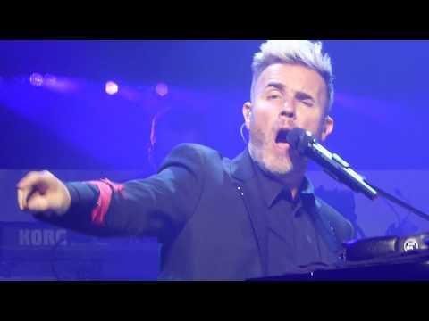 Gary Barlow Tour 2018 -  Musicals Medley - Opening Night, Edinburgh Playhouse - 16/04/2018