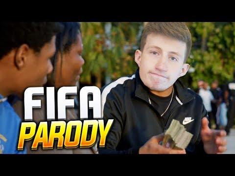 Drake - God's Plan (FIFA Parody)