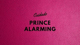 Prince Alarming:  The Person Behind the Mask