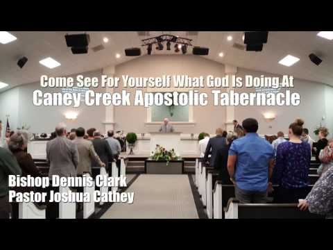 Changing Lives & Shaping Saints | Caney Creek Apostolic Tabernacle