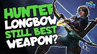 Longbow STILL the Best Weapon in Realm Royale!