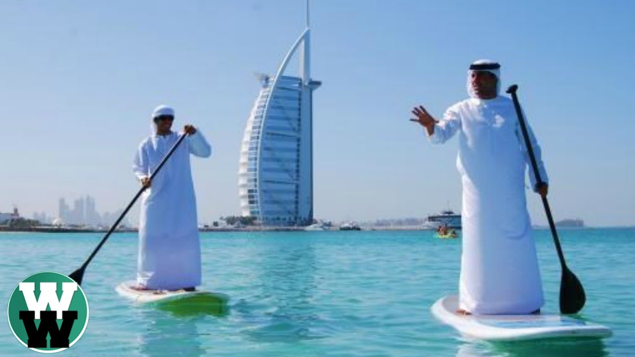 Outrageous Things Youll Only See In Dubai YouTube - The 10 most amazing things to see in dubai