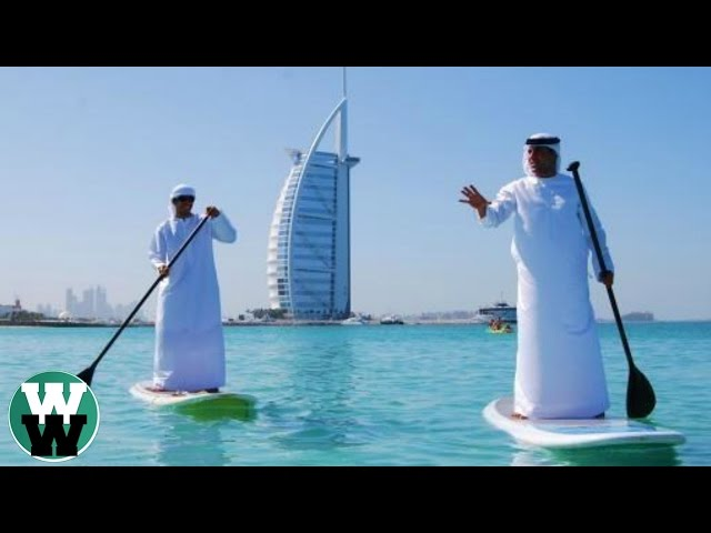10 Outrageous Things Youll Only See In Dubai