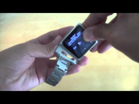 Hex Vision Metal Band For Ipod Nano Review
