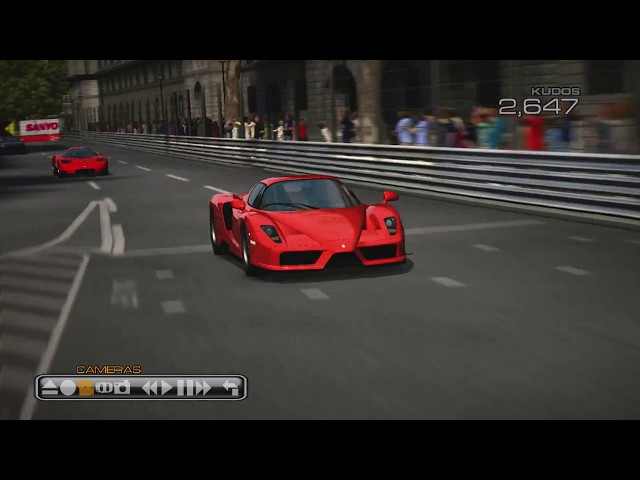 Project Gotham Racing 3: London Cup