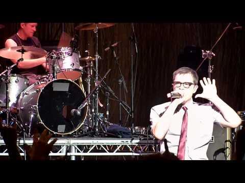 Teenage Dirtbag [HD], by Weezer (@ O2...
