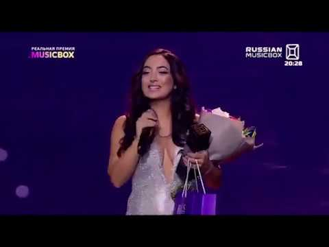 Russian Music Box TV Awards The Best International Artist Premium to SEYA