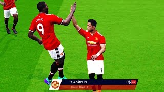 Manchester United vs Watford | Premier League 13 May 2018 Gameplay