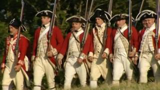 BBC Rebels and Redcoats Episode 1  The Shot Heard Around The World