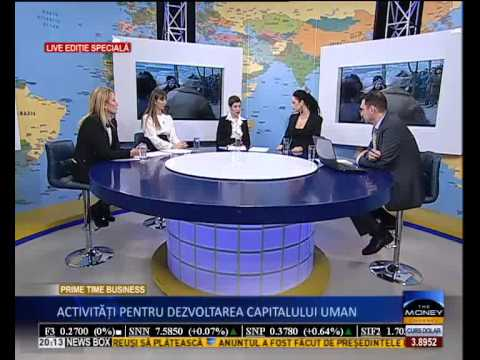 Andreea Marin - The Money Channel, proiecte dedicate femeilor, 25.02.2015
