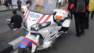 Moge Honda Milik Pak Polisi