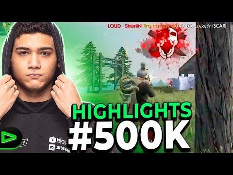 HIGHLIGHTS SHARIIN FREEFIRE - ESPECIAL 500K!!