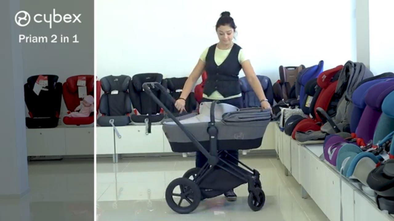 Cybex Priam 2 In 1 Stroller Full Review