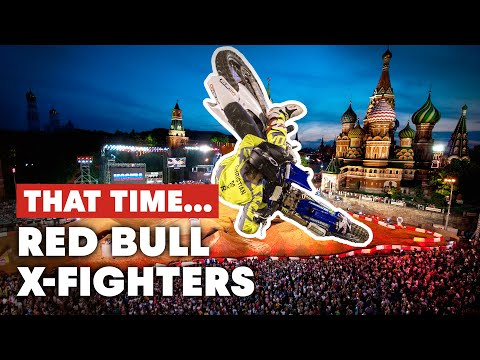The Best Locations In 16 Years Of Red Bull X-Fighters