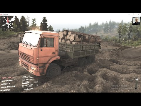 spintires aftermath dlc plaza |
