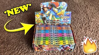 OPENING A *NEW* POKEMON GO BOOSTER BOX! (HAD OVER 100 ULTRA RARES)