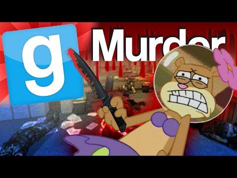 Gmod Murder - Kill Sandy (Garry's Mod Funny Moments)